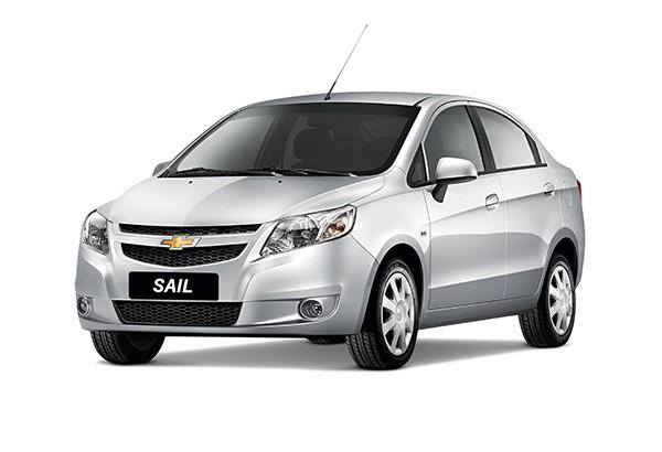 Alquiler de vehiculo Chevrolet Sail