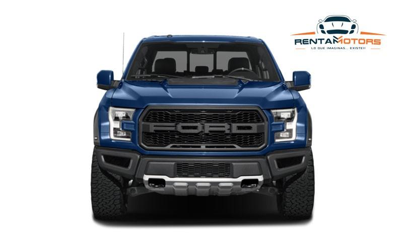 Camioneta Ford F-150 Raptor 4WD 2018