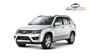 Alquiler de Jeeps Grand Vitara SZ Mecánico
