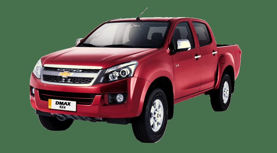 Alquiler de camionetas Dmax 4x4