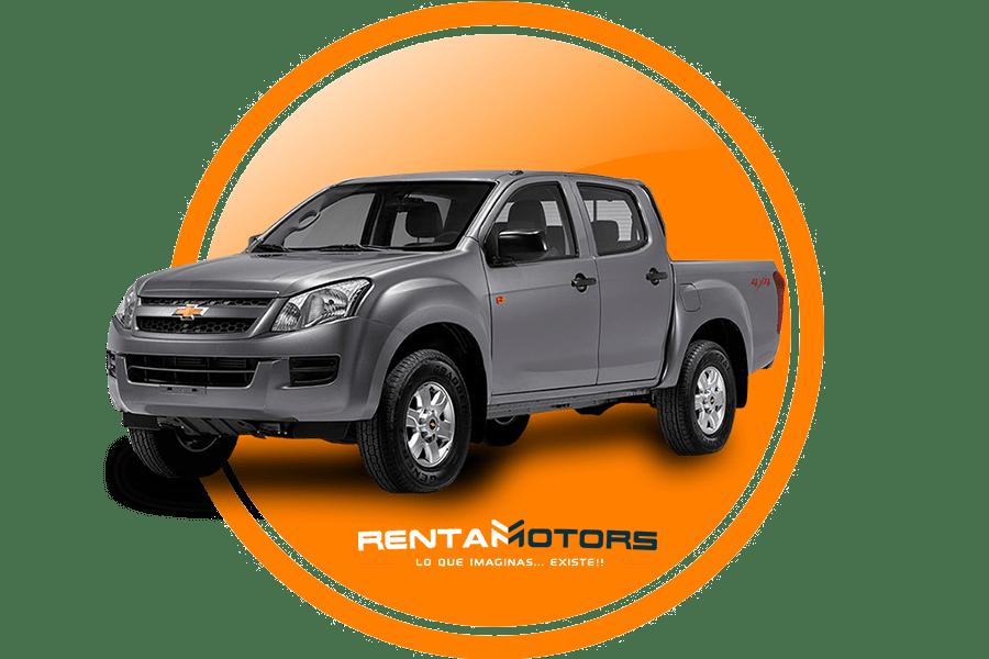 Alquiler de Camionetas en Guayaquil - Rent a car pickup 4x4