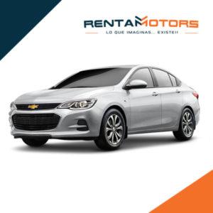 alquiler de vehiculos automáticos en Guayaquil Ecuador- chevrolet cavalier 2020